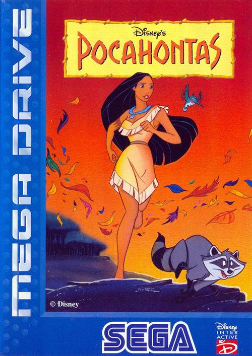 Cover for Disney's Pocahontas.