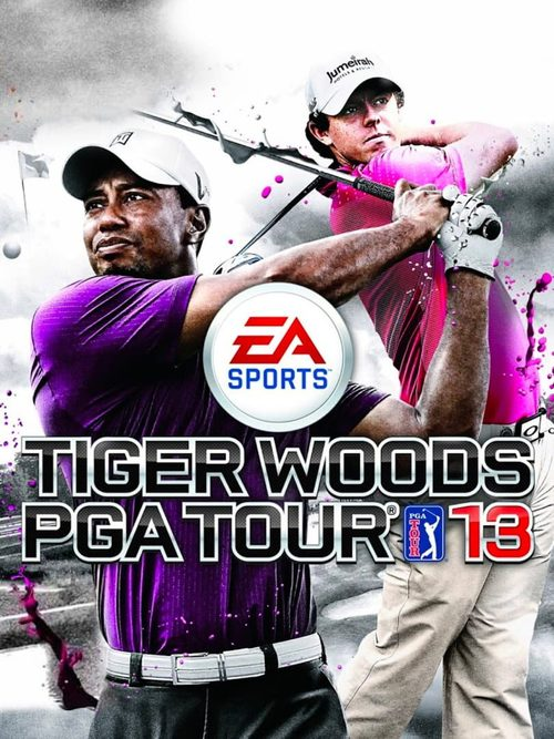 Cover for Tiger Woods PGA Tour 13.