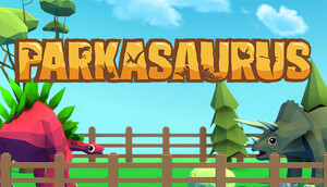 Cover for Parkasaurus.