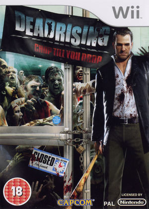Cover for Dead Rising: Chop Till You Drop.