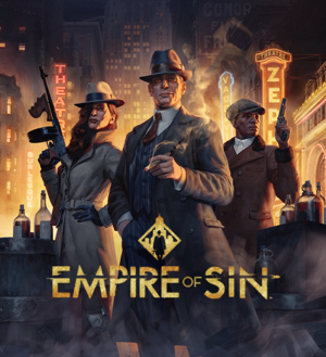 Cover for Empire of Sin.