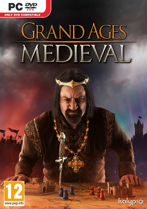 Cover for Grand Ages: Medieval.