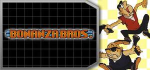 Cover for Bonanza Bros..