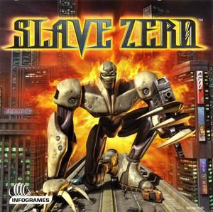 Cover for Slave Zero.