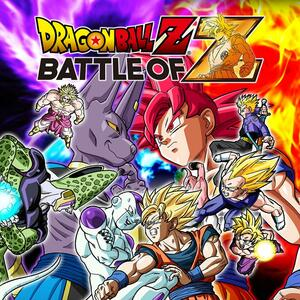 Cover for Dragon Ball Z: Battle of Z.