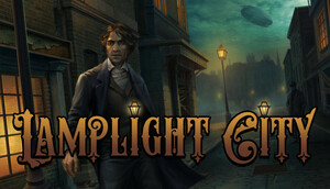 Cover for Lamplight City.