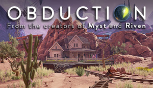 Cover for Obduction.