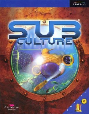 Cover for Sub Culture.