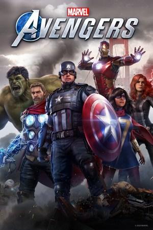 Cover for Avengers.