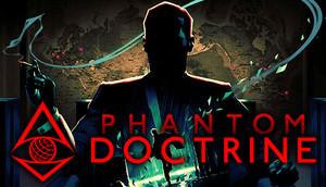 Cover for Phantom Doctrine.