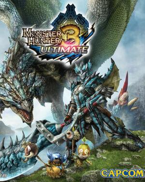 Cover for Monster Hunter 3 Ultimate.