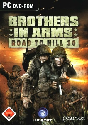 Cover for Brothers in Arms: Road to Hill 30.