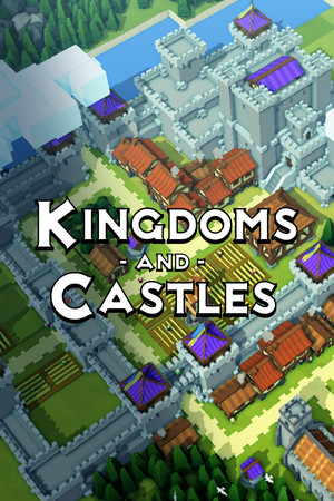 Cover for Kingdoms and Castles.