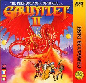 Cover for Gauntlet II.