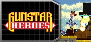 Cover for Gunstar Heroes.