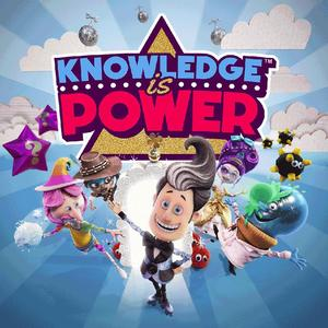 Cover for Knowledge is Power.