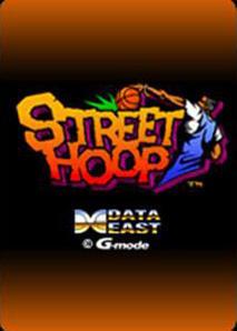 Cover for Street Slam.
