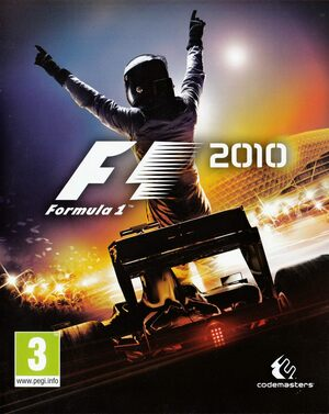 Cover for F1 2010.