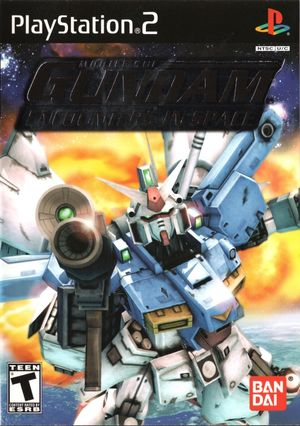 Cover for Mobile Suit Gundam: Encounters in Space.