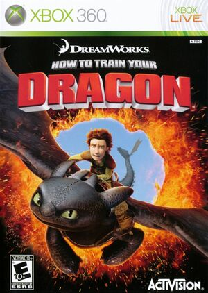 Cover for How to Train Your Dragon.