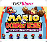 Cover for Mario vs. Donkey Kong: Minis March Again!.