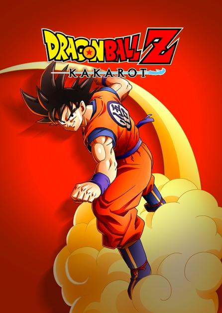 Cover for Dragon Ball Z: Kakarot.