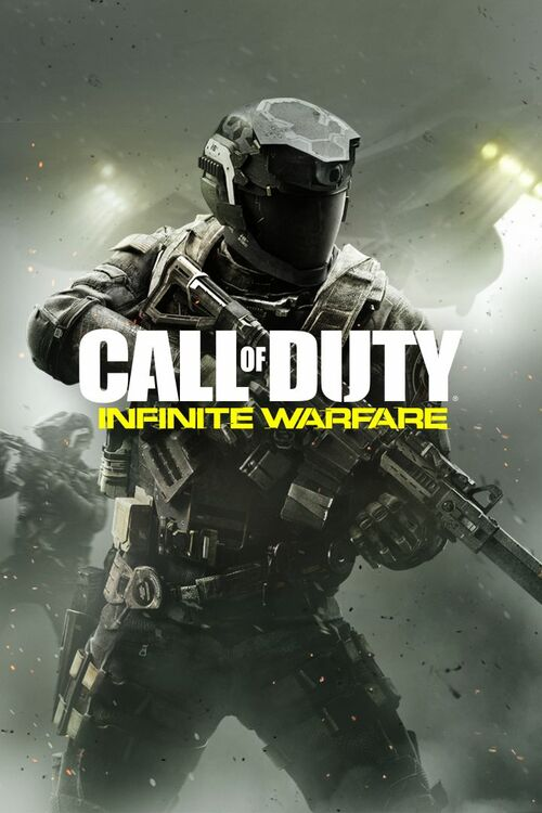 Cover for Call of Duty: Infinite Warfare.