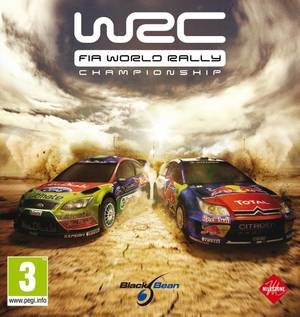 Cover for WRC: FIA World Rally Championship.