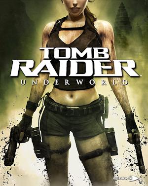 Cover for Tomb Raider: Underworld.