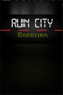 Cover for Ruin City Gasolina.