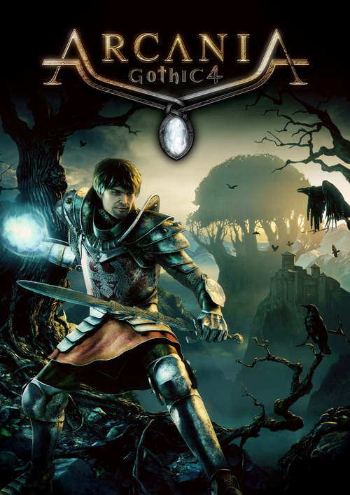 Cover for Arcania: Gothic 4.