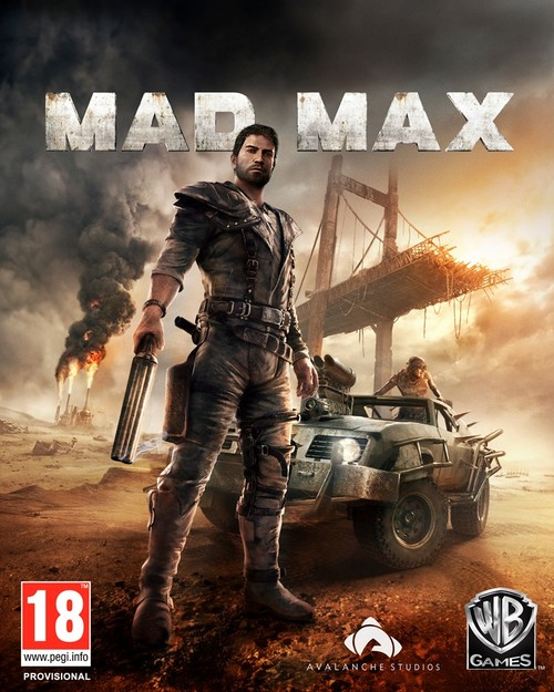 Cover for Mad Max.