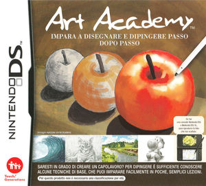 Cover for Art Academy.