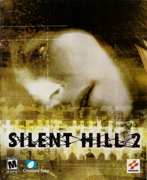 Cover for Silent Hill 2.