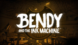 Cover for Bendy and the Ink Machine.