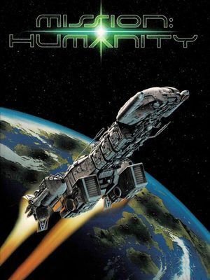 Cover for Mission: Humanity.