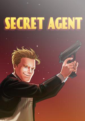 Cover for Secret Agent.