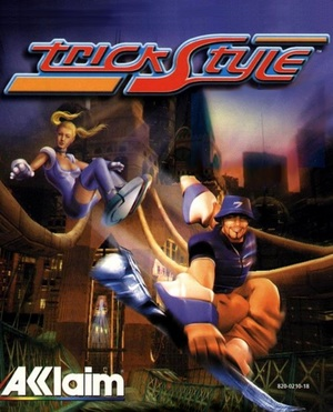 Cover for TrickStyle.