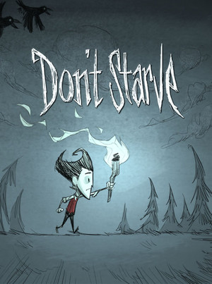 Cover for Don't Starve.