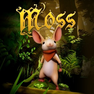 Cover for Moss.