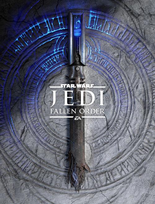 Cover for Star Wars Jedi: Fallen Order.