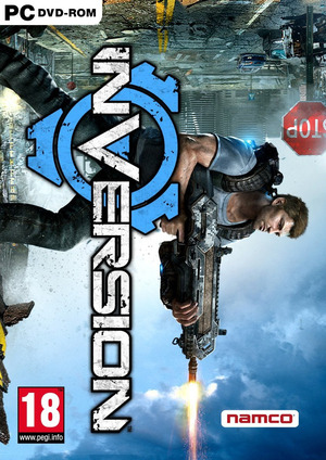 Cover for Inversion.