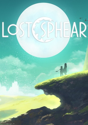 Cover for Lost Sphear.