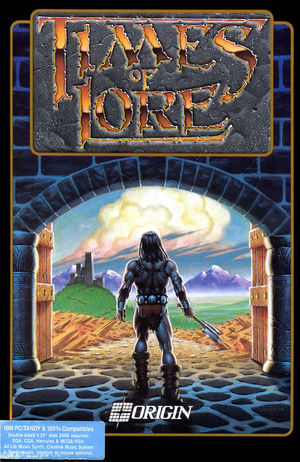 Cover for Times of Lore.