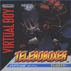 Cover for Teleroboxer.