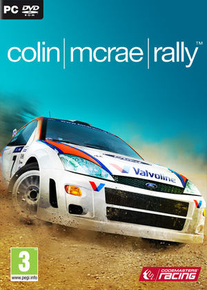 Cover for Colin McRae Rally.
