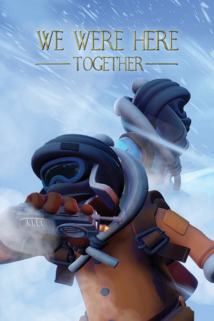 Cover for We Were Here Together.
