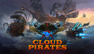 Cover for Cloud Pirates.