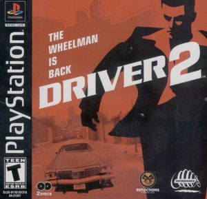 Cover for Driver 2.