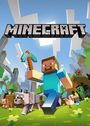 Cover for Minecraft.